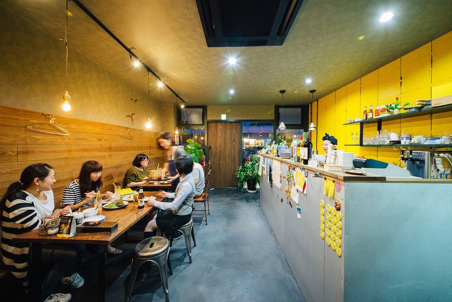 コップンカー食堂